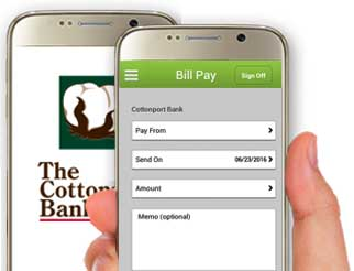 Download our mobile banking app